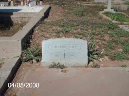 PEREZ, ADELAIDO - Gila County, Arizona | ADELAIDO PEREZ - Arizona Gravestone Photos