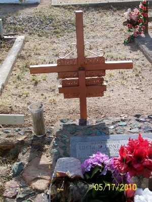 PEREZ, ESTHER - Gila County, Arizona | ESTHER PEREZ - Arizona Gravestone Photos