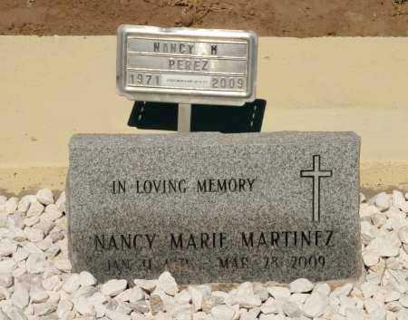 MARTINEZ PEREZ, NANCY  MARIE - Gila County, Arizona | NANCY  MARIE MARTINEZ PEREZ - Arizona Gravestone Photos