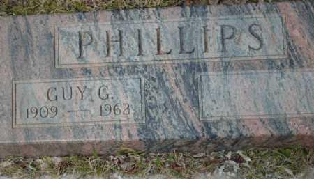 PHILLIPS, GUY G. - Gila County, Arizona | GUY G. PHILLIPS - Arizona Gravestone Photos