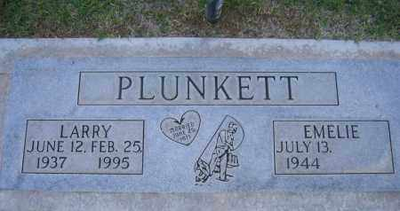 PLUNKETT, EMELIE - Gila County, Arizona   EMELIE PLUNKETT - Arizona Gravestone Photos