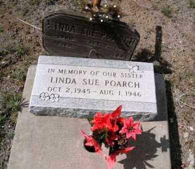 POARCH, LINDA SUE - Gila County, Arizona | LINDA SUE POARCH - Arizona Gravestone Photos