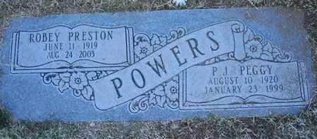 POWERS, PEGGY - Gila County, Arizona | PEGGY POWERS - Arizona Gravestone Photos