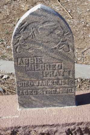 PRATT, ABBEY MILDRED - Gila County, Arizona   ABBEY MILDRED PRATT - Arizona Gravestone Photos