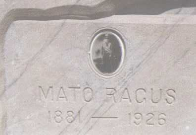 RAGUS, MATO - Gila County, Arizona | MATO RAGUS - Arizona Gravestone Photos