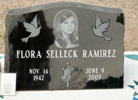 SELLECK RAMIREZ, FLORA - Gila County, Arizona | FLORA SELLECK RAMIREZ - Arizona Gravestone Photos