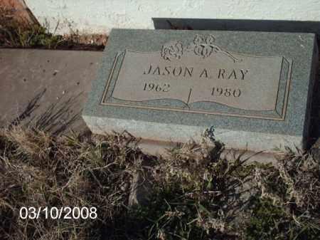 RAY, JASON A. - Gila County, Arizona | JASON A. RAY - Arizona Gravestone Photos