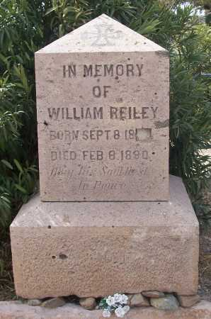 REILLY, WILLIAM - Gila County, Arizona | WILLIAM REILLY - Arizona Gravestone Photos
