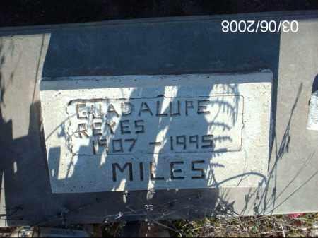 REYES, GUADALUP - Gila County, Arizona   GUADALUP REYES - Arizona Gravestone Photos