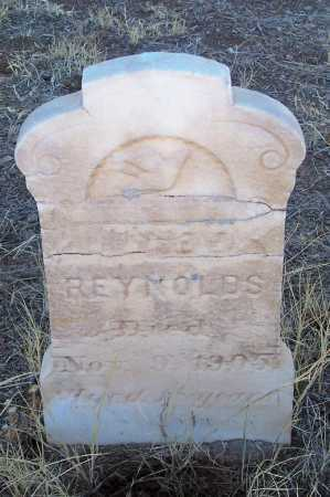 REYNOLDS, LILLIE D. - Gila County, Arizona | LILLIE D. REYNOLDS - Arizona Gravestone Photos