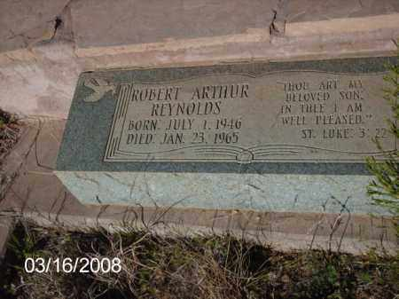 REYNOLDS, ROBERT - Gila County, Arizona | ROBERT REYNOLDS - Arizona Gravestone Photos