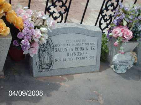 REYNOSO, SALUSTIA - Gila County, Arizona | SALUSTIA REYNOSO - Arizona Gravestone Photos