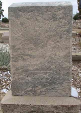 RHODES, ALBERT HOWARD - Gila County, Arizona | ALBERT HOWARD RHODES - Arizona Gravestone Photos