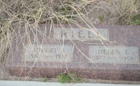 RIELL, ROBERT B. - Gila County, Arizona | ROBERT B. RIELL - Arizona Gravestone Photos