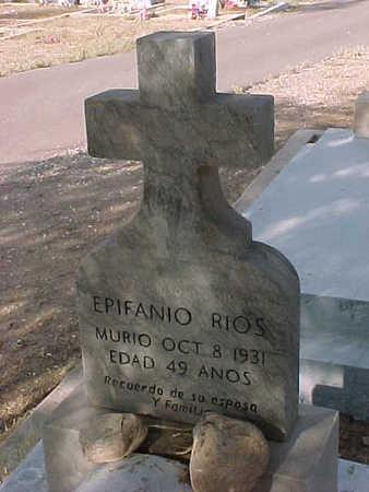 RIOS, EPIFANIO - Gila County, Arizona | EPIFANIO RIOS - Arizona Gravestone Photos