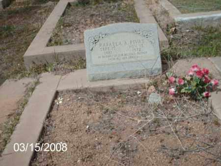 RIVAS, RAFAELA - Gila County, Arizona | RAFAELA RIVAS - Arizona Gravestone Photos