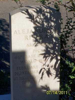RIVERA, ALEJANDRO, SR. - Gila County, Arizona | ALEJANDRO, SR. RIVERA - Arizona Gravestone Photos