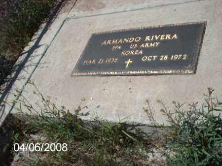 RIVERA, ARMANDO - Gila County, Arizona | ARMANDO RIVERA - Arizona Gravestone Photos