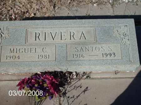RIVERA, MIGUEL - Gila County, Arizona   MIGUEL RIVERA - Arizona Gravestone Photos