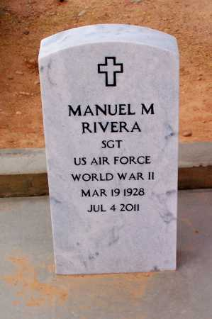 "RIVERA, MANUEL M. ""RIVERS"" - Gila County, Arizona 