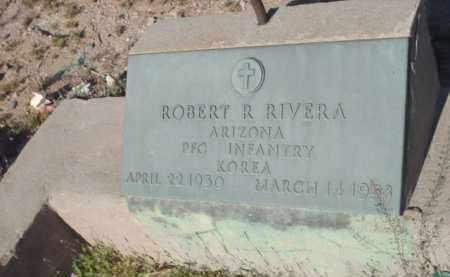 RIVERA, ROBERT R. - Gila County, Arizona | ROBERT R. RIVERA - Arizona Gravestone Photos