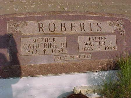 ROBERTS, CATHERINE  R. - Gila County, Arizona   CATHERINE  R. ROBERTS - Arizona Gravestone Photos