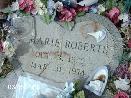 ROBERTS, MARIE - Gila County, Arizona | MARIE ROBERTS - Arizona Gravestone Photos