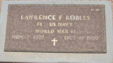 "ROBLES, LAWRENCE ""LARRY"" FRANCO - Gila County, Arizona 