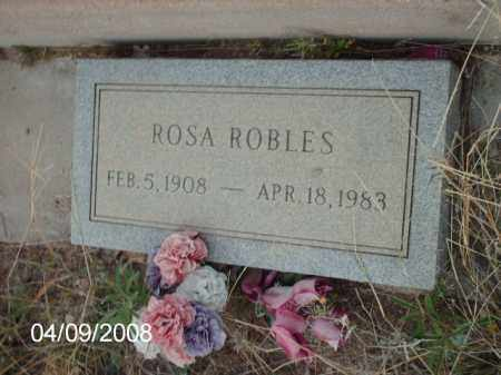 ROBLES, ROSA - Gila County, Arizona | ROSA ROBLES - Arizona Gravestone Photos