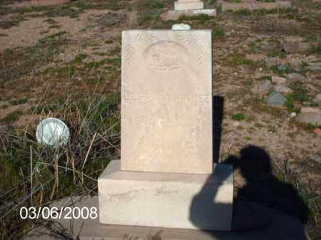 RODRIGUEZ, JESUS - Gila County, Arizona | JESUS RODRIGUEZ - Arizona Gravestone Photos