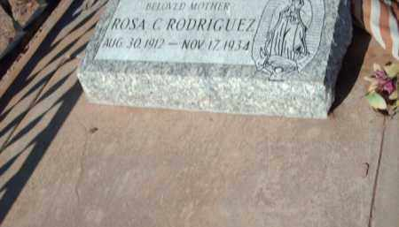 RODRIGUEZ, ROSA C. - Gila County, Arizona | ROSA C. RODRIGUEZ - Arizona Gravestone Photos