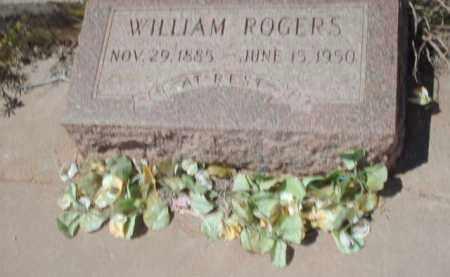 ROGERS, WILLIAM - Gila County, Arizona | WILLIAM ROGERS - Arizona Gravestone Photos