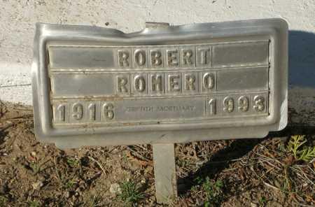 ROMERO, ROBERT - Gila County, Arizona | ROBERT ROMERO - Arizona Gravestone Photos