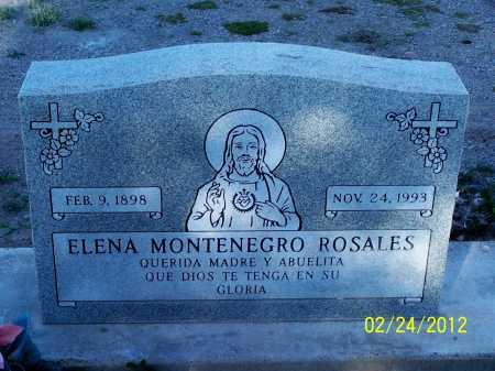 ROSALES, ELENA - Gila County, Arizona | ELENA ROSALES - Arizona Gravestone Photos