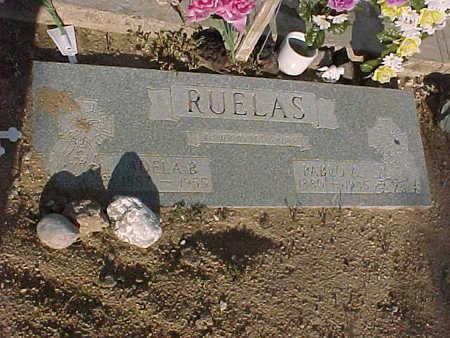 RUELAS, PABLO  A. - Gila County, Arizona | PABLO  A. RUELAS - Arizona Gravestone Photos