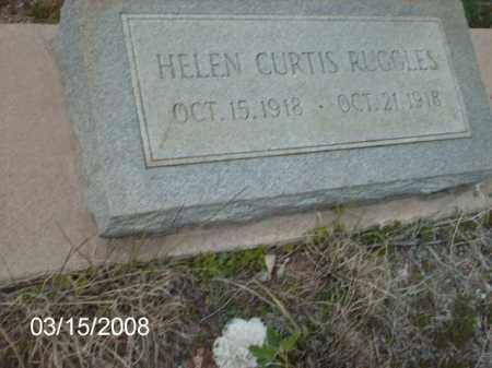 RUGGLES, HELEN - Gila County, Arizona | HELEN RUGGLES - Arizona Gravestone Photos