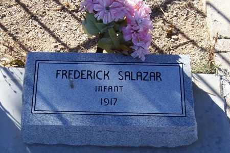 SALAZAR, FREDERICK - Gila County, Arizona | FREDERICK SALAZAR - Arizona Gravestone Photos