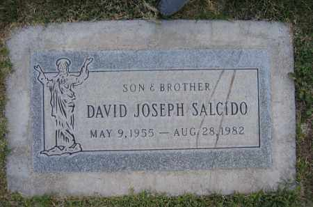 SALCIDO, DAVID - Gila County, Arizona | DAVID SALCIDO - Arizona Gravestone Photos