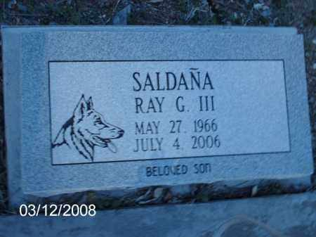 SALDANA, RAY - Gila County, Arizona | RAY SALDANA - Arizona Gravestone Photos