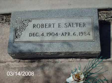SALTER, ROBERT - Gila County, Arizona | ROBERT SALTER - Arizona Gravestone Photos
