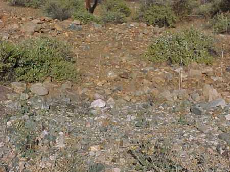 SANCHEZ, BABY - Gila County, Arizona   BABY SANCHEZ - Arizona Gravestone Photos