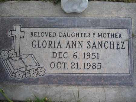 SANCHEZ, GLORIA - Gila County, Arizona | GLORIA SANCHEZ - Arizona Gravestone Photos