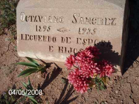 SANCHEZ, OCTAVIANO - Gila County, Arizona | OCTAVIANO SANCHEZ - Arizona Gravestone Photos