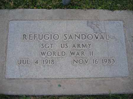 SANDOVAL, REFUGIO - Gila County, Arizona | REFUGIO SANDOVAL - Arizona Gravestone Photos