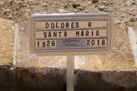 "RIVERA SANTA MARIA, DOLORES ""LOLITA"" - Gila County, Arizona | DOLORES ""LOLITA"" RIVERA SANTA MARIA - Arizona Gravestone Photos"