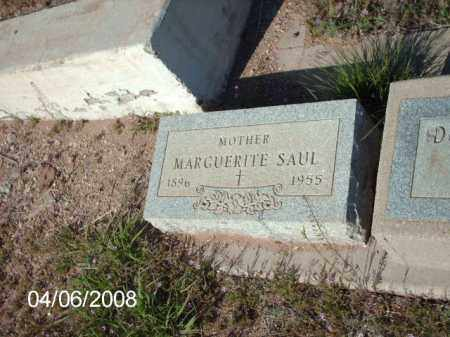 SAUL, MARGUERITE - Gila County, Arizona | MARGUERITE SAUL - Arizona Gravestone Photos