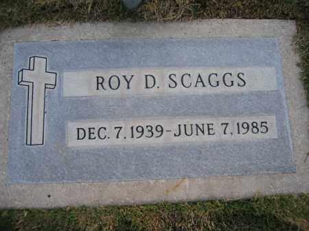 SCAGGS, ROY - Gila County, Arizona | ROY SCAGGS - Arizona Gravestone Photos