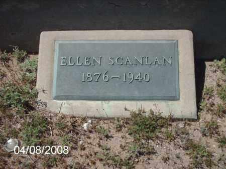 SCANLAN, ELLEN - Gila County, Arizona   ELLEN SCANLAN - Arizona Gravestone Photos