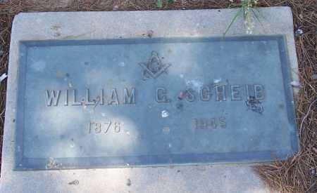 SCHEIB, WILLIAM G. - Gila County, Arizona | WILLIAM G. SCHEIB - Arizona Gravestone Photos