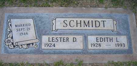 SCHMIDT, LESTER - Gila County, Arizona | LESTER SCHMIDT - Arizona Gravestone Photos